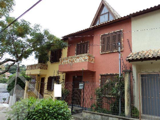 Sobrado 4 quartos à venda no bairro Nonoai, em Porto Alegre