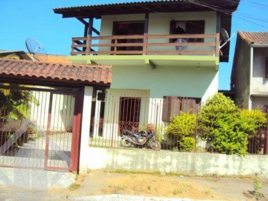 Casa 5 quartos à venda no bairro Canudos, em Novo Hamburgo