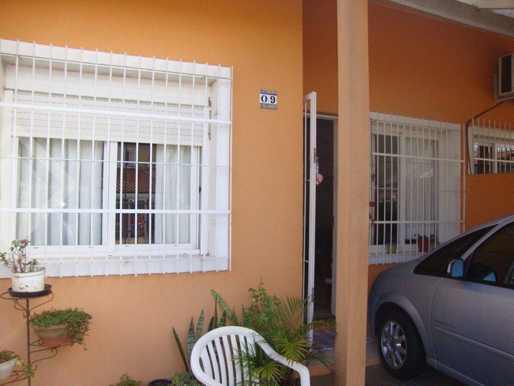 Casa em condomínio 2 quartos à venda no bairro Jardim Itu Sabará, em Porto Alegre