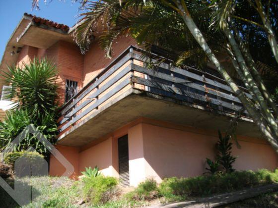 Casa 4 quartos à venda no bairro Nonoai, em Porto Alegre