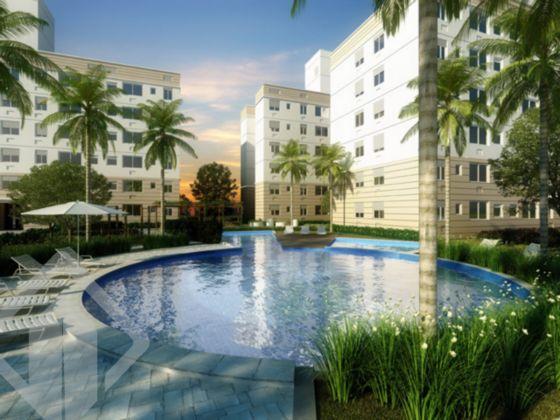 Apartamento 2 quartos à venda no bairro Ipanema, em Porto Alegre