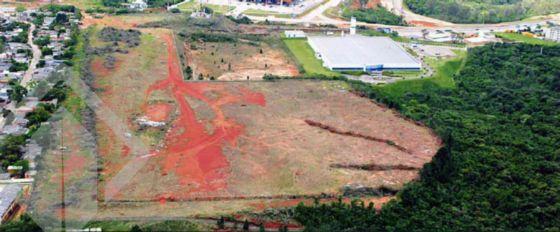Lote/terreno à venda no bairro Distrito Industrial, em Gravataí