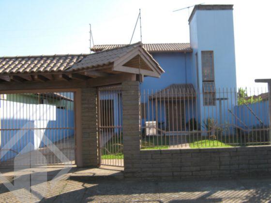 Sobrado 2 quartos à venda no bairro Scharlau, em São Leopoldo