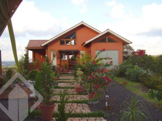 Casa 2 quartos à venda no bairro Centro, em Três Passos