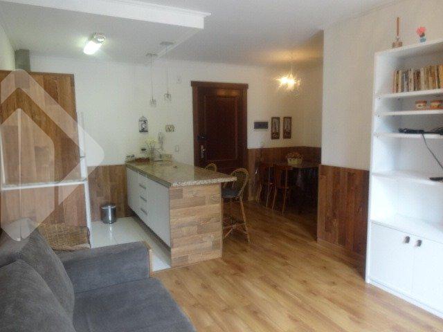 Apartamento 1 quarto à venda no bairro Avenida Central, em Gramado