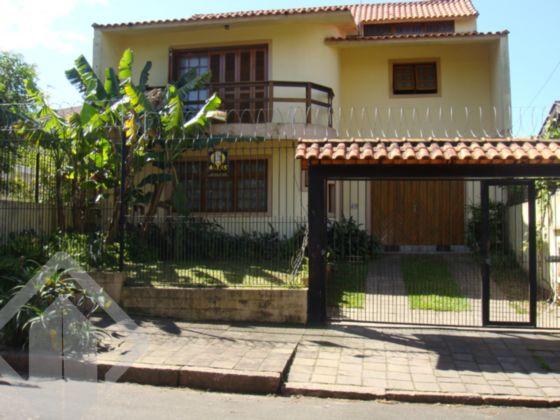 Casa 4 quartos à venda no bairro Hípica, em Porto Alegre