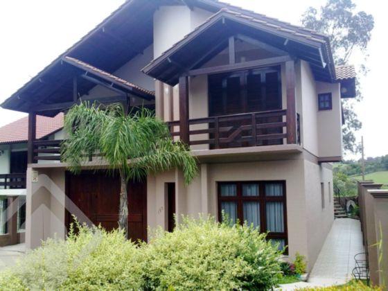 Casa 5 quartos à venda no bairro Ponte Seca, em Carlos Barbosa