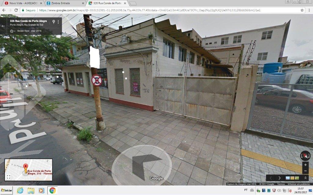 Casa comercial 2 quartos à venda no bairro Floresta, em Porto Alegre