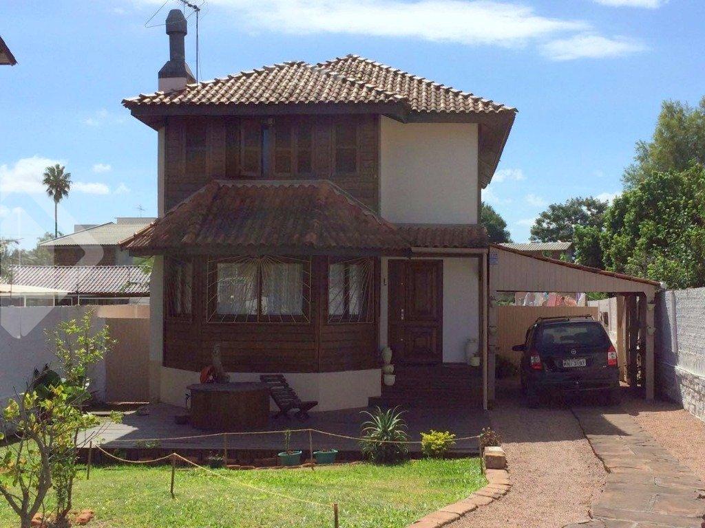 Sobrado 3 quartos à venda no bairro Passo do Feijó, em Alvorada