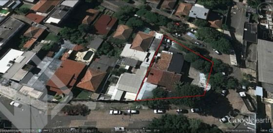 Lote/terreno à venda no bairro Cristo Redentor, em Porto Alegre
