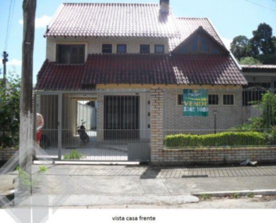 Casa 4 quartos à venda no bairro Santa Cecilia, em Viamão