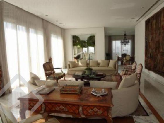 Cobertura 4 quartos à venda no bairro Vila Nova Conceição, em São Paulo