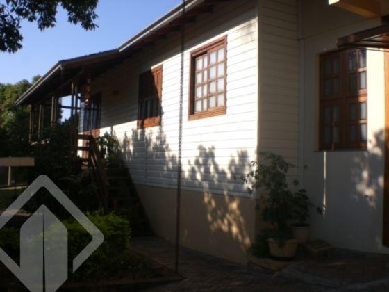 Casa 4 quartos à venda no bairro Petrópolis, em Novo Hamburgo