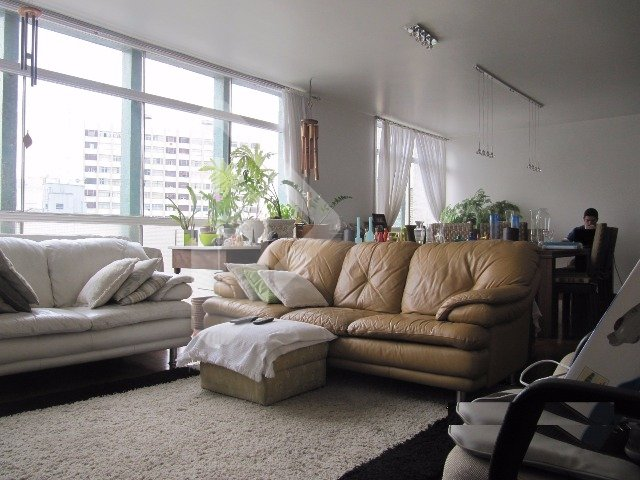 Apartamento 3 quartos à venda no bairro Higienópolis, em São Paulo