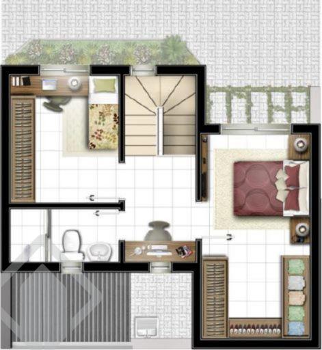 Casa 2 quartos à venda no bairro Fátima, em Canoas