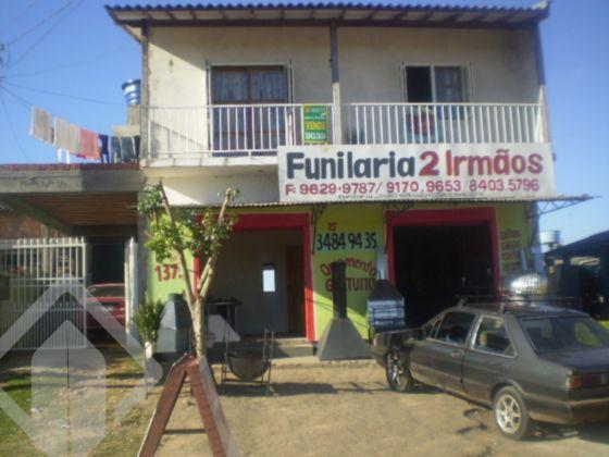 Casa 2 quartos à venda no bairro Santa Cruz, em Gravataí