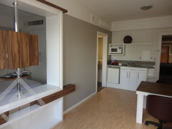 Flat 1 quarto à venda no bairro Higienópolis, em Porto Alegre