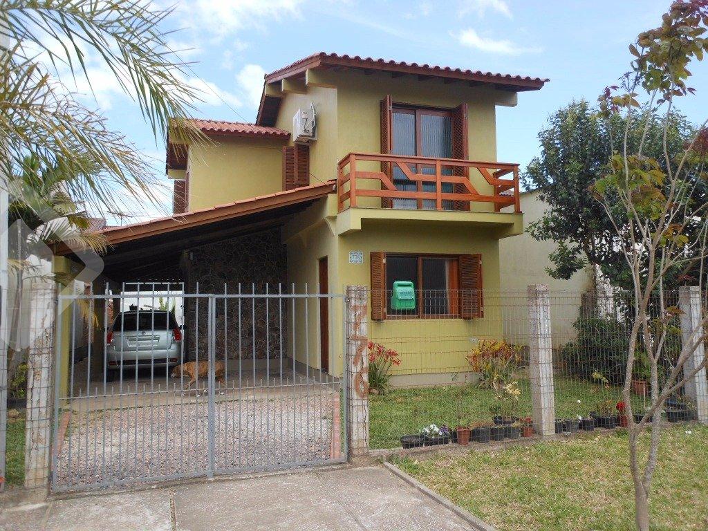 Sobrado 3 quartos à venda no bairro Alegria, em Guaíba