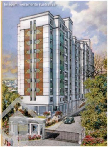 Apartamento 3 quartos à venda no bairro Glória, em Porto Alegre