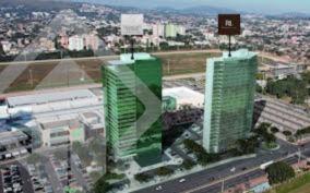 Sala/conjunto comercial à venda no bairro Cristal, em Porto Alegre