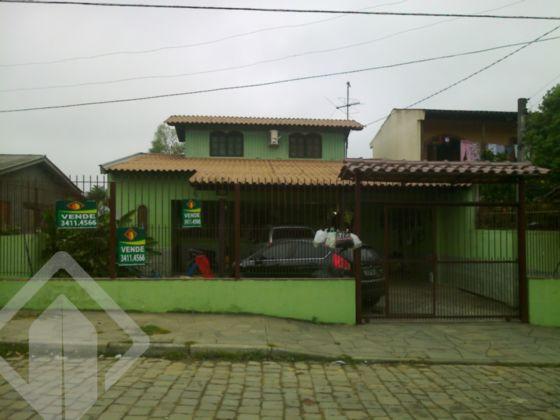 Casa 5 quartos à venda no bairro Passo do Feijó, em Alvorada