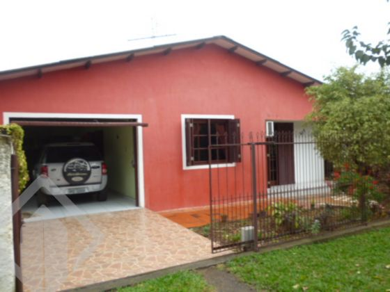 Casa 3 quartos à venda no bairro Santa Cruz, em Gravataí