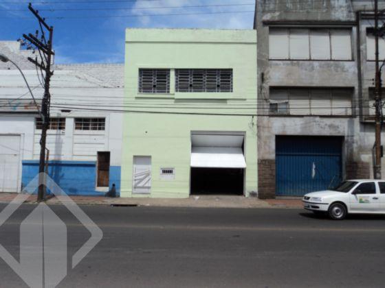 Depósito/armazém/pavilhão 1 quarto à venda no bairro Floresta, em Porto Alegre