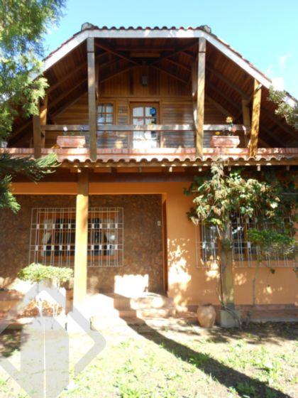 Casa 2 quartos à venda no bairro Jardim Krahe, em Viamão