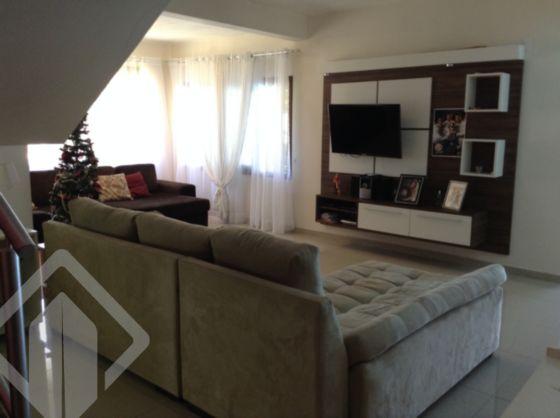 Sobrado 3 quartos à venda no bairro Canudos, em Novo Hamburgo
