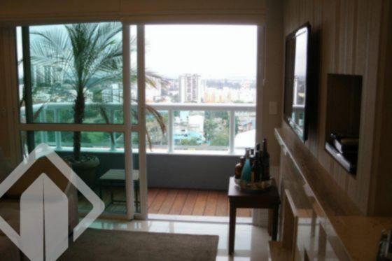 Apartamento 1 quarto à venda no bairro Três Figueiras, em Porto Alegre