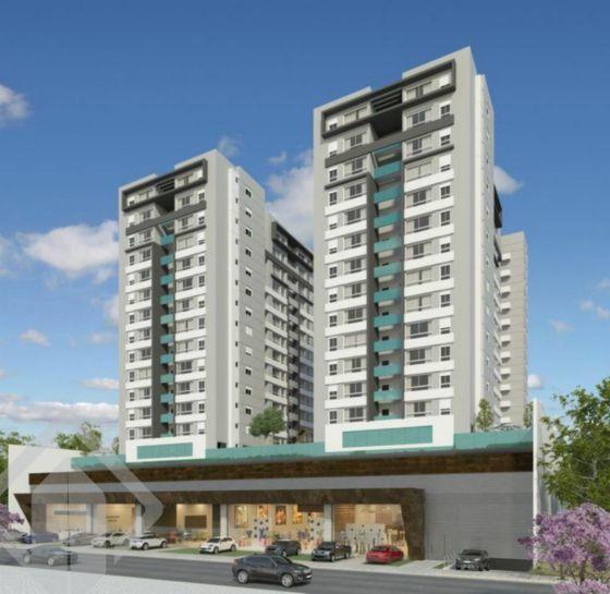 Apartamento 1 quarto à venda no bairro Villaggio Iguatemi, em Caxias do Sul