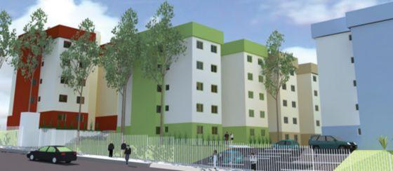 Apartamento 2 quartos à venda no bairro Lomba do Pinheiro, em Porto Alegre